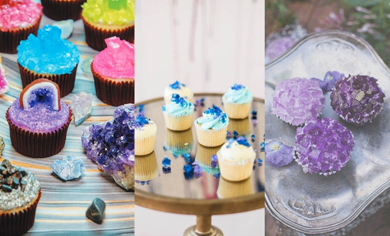 Hottest Wedding Trends! Beautiful Geode & Agate Wedding5