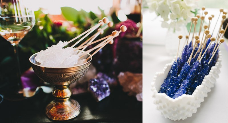 Hottest Wedding Trends! Beautiful Geode & Agate Wedding6