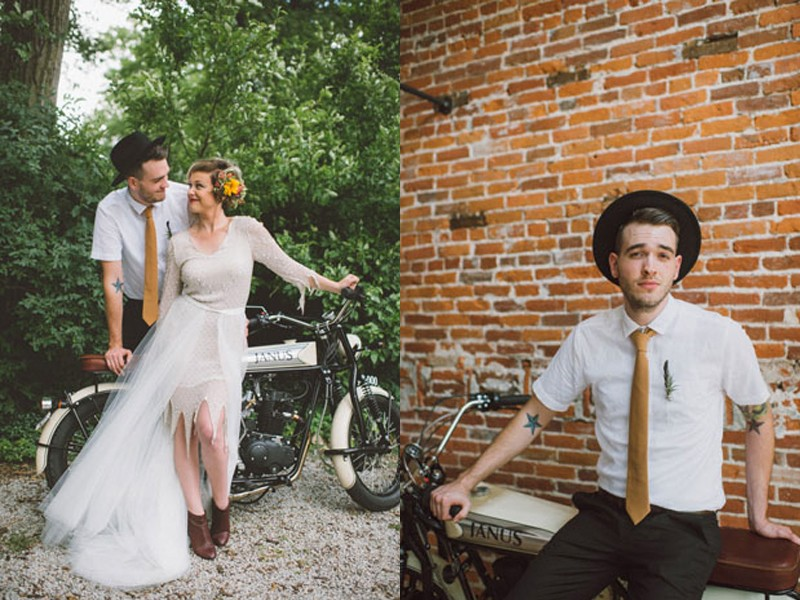 20+ The Ultimate Grooms' Style Guide To Fall Wedding14