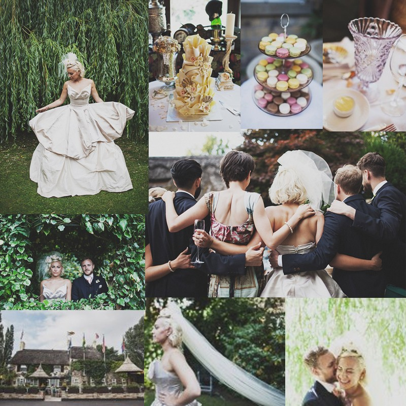 3 Vivienne Westwood Inspired Wedding Ideas2