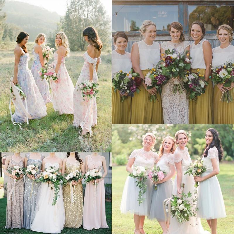 2017年 オリジナルウェディングの為のトレンド考察!ウェディングドレス ブーケ カラー 海外のトレンドまとめ<br />The Hottest Wedding Trends for 2017