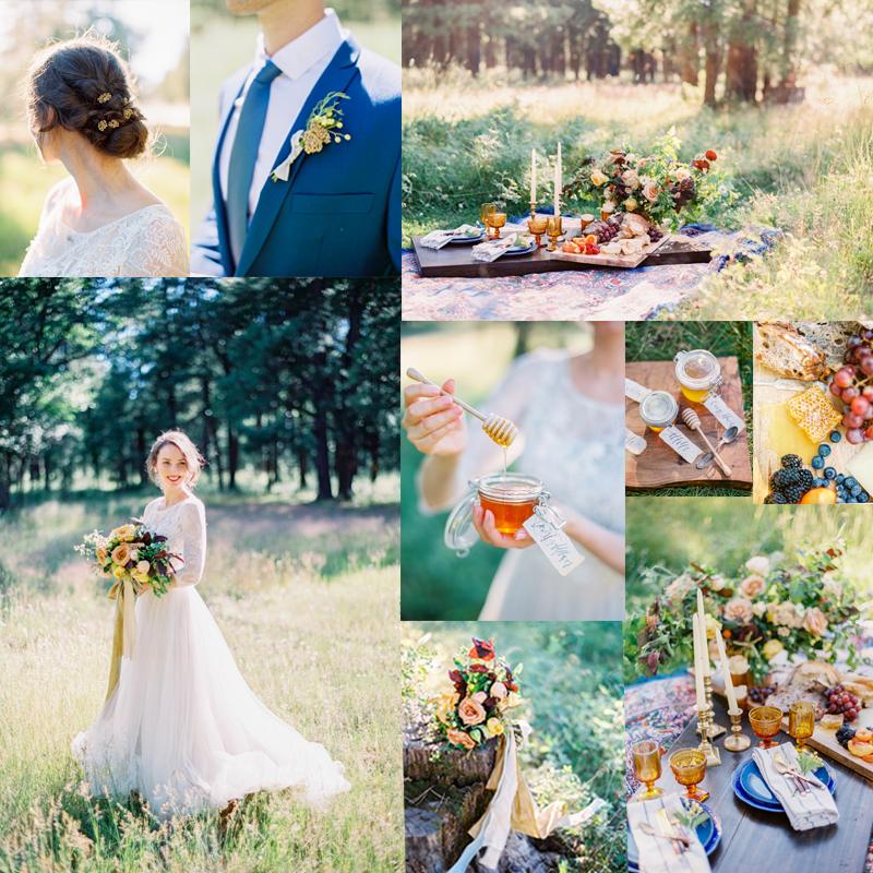 2016-2017 秋から冬,春にむけておすすめのウェディングテーマのアイデア7 Honey <br />2016-2017 Beautiful Wedding Theme Ideas Fall for Winter 7