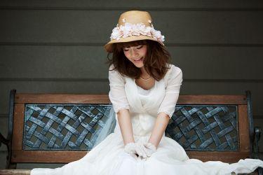 EverGreenWedding ガーデンウェディングにおすすめのドレススタイル